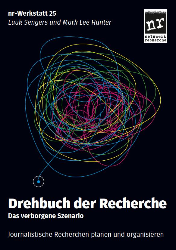 Cover des Drehbuchs der Recherche
