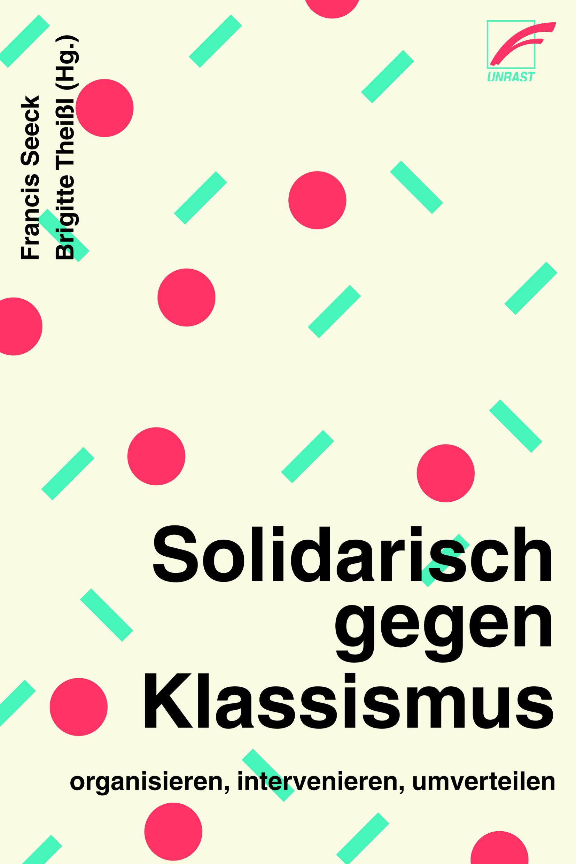 Buchcover von Solidarisch gegen Klassismus